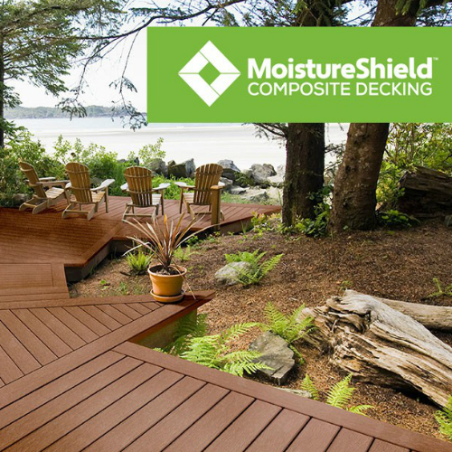 mostureshield composite decking los angeles california