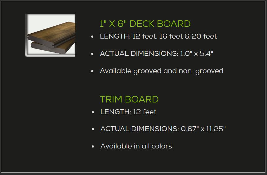 mostureshield composite decking los angeles plastic decks
