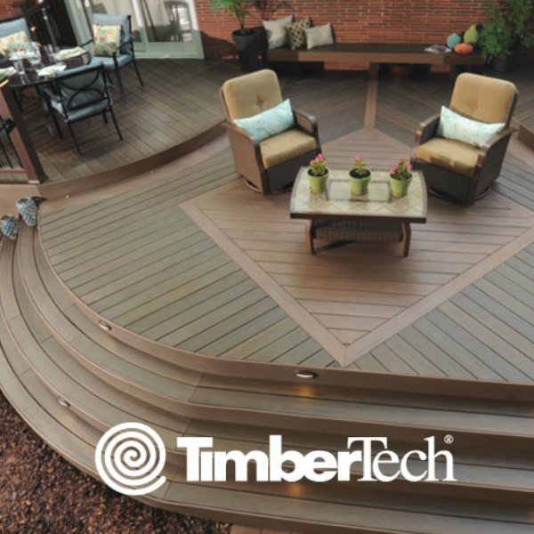timbertech composite decking los angeles california